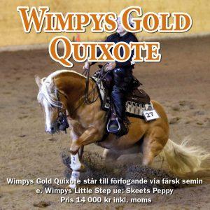 Wimpys Gold