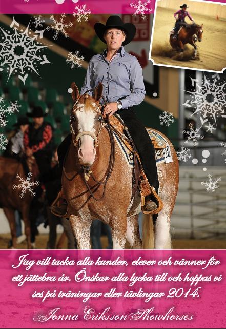 Jonna Eriksson Showhorses
